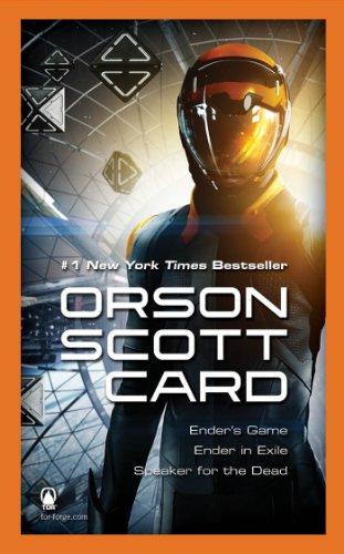 Ender's Game Boxed Set II: Ender's Game, Ender in Exile, Speaker for the Dead (The Ender Quintet)