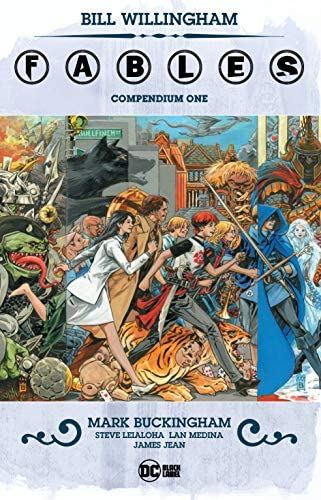 Fables Compendium One product image