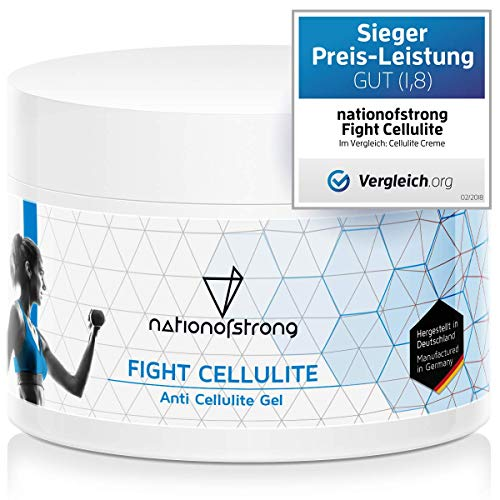 Fight Cellulite - 225ml Anticelulitico reductor -...