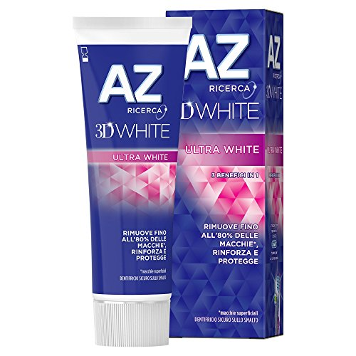 AZ 3DWhite Ultra White Dentifricio da 75 ml