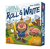 Two modes of play: challenge and adventure Engine building, roll & write game Set in Imperial Settlers universe number of players: 1-4