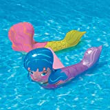 BANZAI Mermaid Splash Swim Friend Sidekicker - Pool Float
