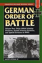 German Order of Battle 2 (Military History)