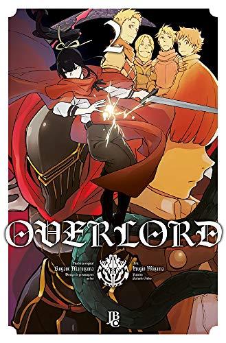 Overlord Mangá Vol. 02