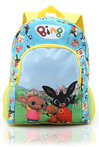 Bing Bunny Junior Backpack for Boys and Girls Nursery Bag School Bag for Toddlers