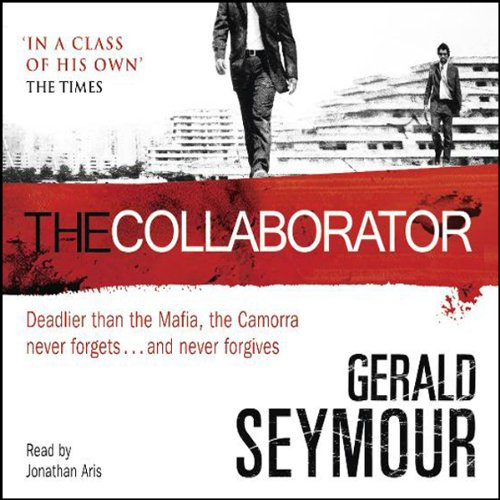 The Collaborator audiobook cover art
