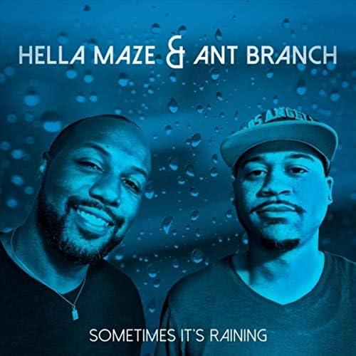 Hella Maze & Ant Branch