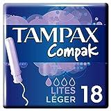 Tampax Compak Lite, 18 Tampones