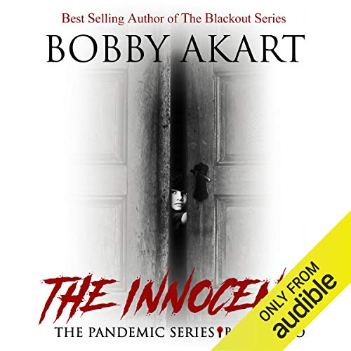 Pandemic: The Innocents: The Pandemic Series, Book 2 audiobook cover art