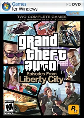 Grand Theft Auto: Episodes from Liberty City by Take 2