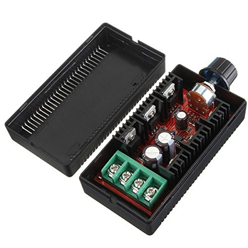 Bluelover 9-50V 2000W 40A Module de contrôle de Vitesse du Moteur DC PWM HHO RC Controller