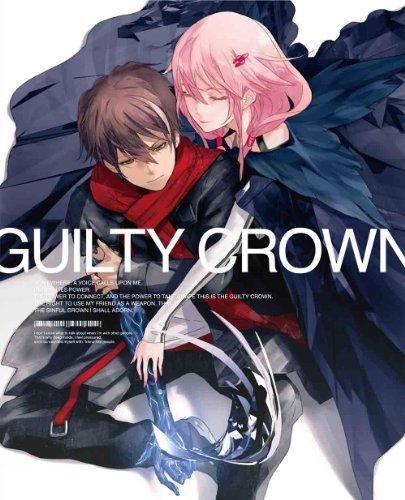 『ギルティクラウン 10(完全生産限定版) [DVD]』のトップ画像
