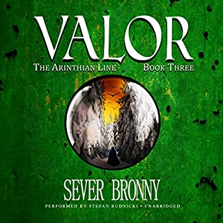 Valor cover art