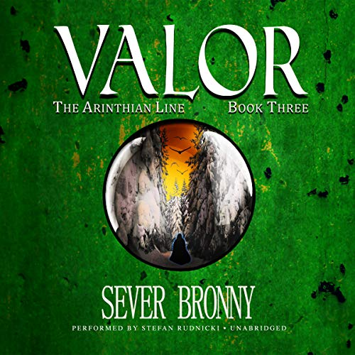 Valor audiobook cover art