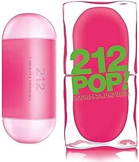 CAROLINA HERRERA 212 POP 2.0 FL. OZ. EAU DE TOILETTE SPRAY