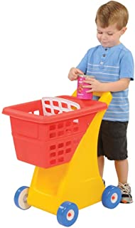 Little Tikes Shopping Cart with Deep Basket and Storage Below