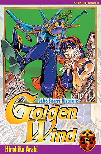 Jojo's - Golden Wind T05