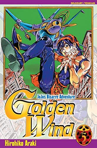 Jojo's - Golden Wind T05