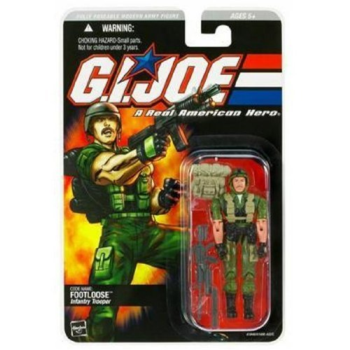 GI Joe - Cobra Enemy! - NINJA WARRIOR - Code Name: Black Dragon Ninja - 3 3/4