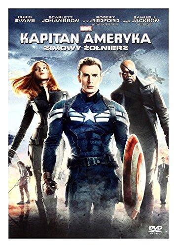 Captain America: The Winter Soldier [DVD] (IMPORT) (Nessuna versione italiana)