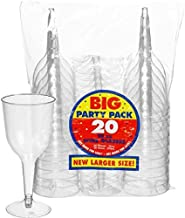Party Clear Plastic Glasses Supply