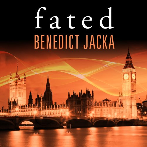 Fated Audiobook By Benedict Jacka cover art