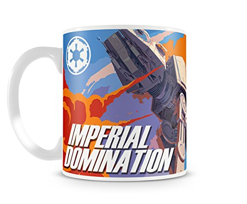 Officieel gelicentieerd product AT-AT - Imperial Domination koffiemok, koffiemok