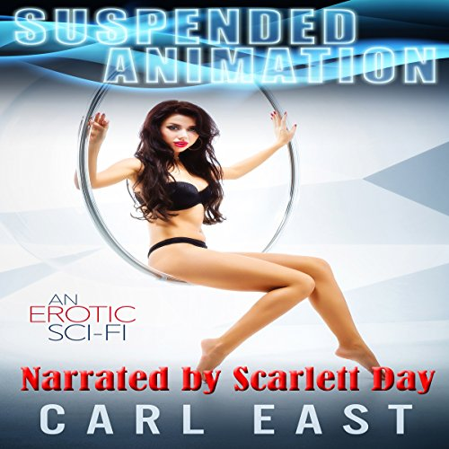 Suspended Animation audiobook cover art