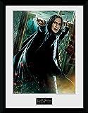 Harry Potter 1art1 Severus Snape Gerahmtes Bild Mit Edlem