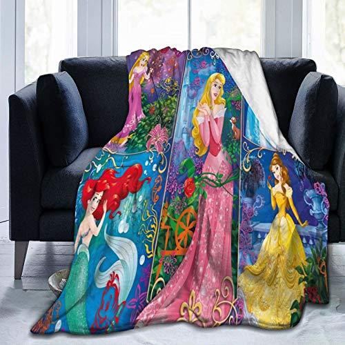 Manta con capucha de princesa, diseño de moda, ligera, cómoda, para todas las estaciones.