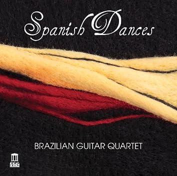 Spanish Dances (Arr. Tadeu do Amaral for Guitar Quartet)
