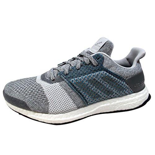 adidas Women's Ultra Boost ST, Grey/Silver, 10.5 B