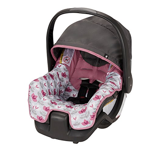Nurture Infant Car Seat, 5-22 lbs., Carine Pink