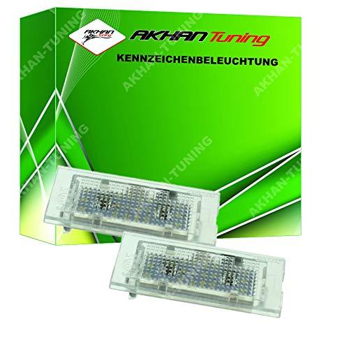 Akhan kB08-éclairage de plaque minéralogique à lED pour modules unité complète plug 'n play