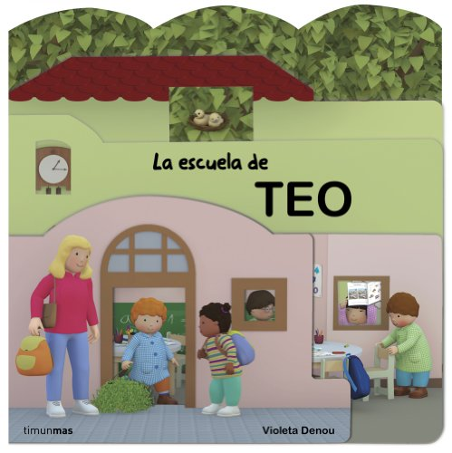 La escuela de Teo (Libros especiales de Teo)