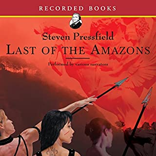Last of the Amazons cover art