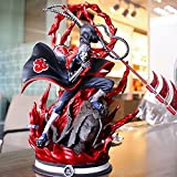 MOGCA Naruto Akatsuki Hidan Anime Figures Toy Statue Character Model Action Figure Cartoons Game Decoration Dolls PVC Material Static Ornaments Suitable for Birthday Gifts Anime Fans's Collections