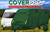 Coverpro Premium 4 Ply Wohnwagen Abdeckung 21ft- 23ft