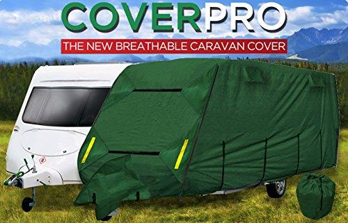CoverPRO Premium 4 Ply Caravan Cover 17ft -19ft