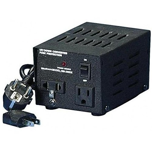 Voltage Converter From 220/240 to 110/120 &From 110/120 to 220/240