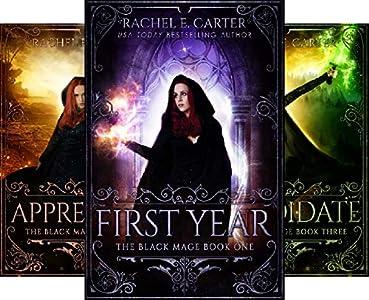 Read Apprentice The Black Mage 2 By Rachel E Carter