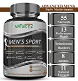 Natural Multivitamin For Men Review and Comparison