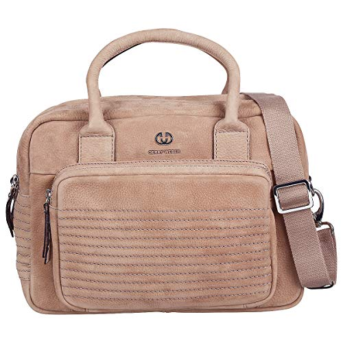 Gerry Weber Barcelona Handbag Leder Bowlingbag Handtasche Schultertasche Tasche 4080003128-304