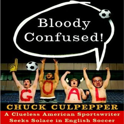 Bloody Confused! audiobook cover art
