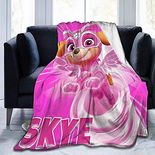 Nat Abra Hope Wolrd Paw Pat Rol Ultraweiche Fleecedecke Warme Decke Für Erwachsene Kinder Bettcouch Wohnzimmer Dekor