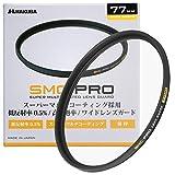 HAKUBA 77mm レンズフィルター 保護用 SMC-PRO レンズガード 高透過率 薄枠 日本製 CF-SMCPRLG77