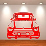 Tianpengyuanshuai Vinilo Wall Art Car Sticker Home Decal Extraíble 57X46cm