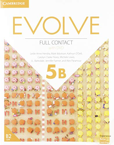 Evolve Level 5b Full Contact with DVD