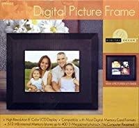 Digital Decor DPF8512-8 Digital Photo Picture Frame [並行輸入品]