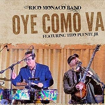 Oye Como Va (feat. Tito Puente Jr.)